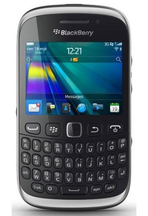 BlackBerry Curve 3G 9320 Smartphone