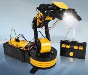 Self-assembly Robotic Arm Kit