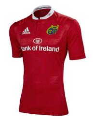 Munster Rugby Home Jersey. Product thumbnail image