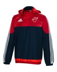 Munster Rugby All-weatherJacket. Product thumbnail image