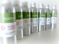 Flourish Chakra Oils - 7 Oils - 7 Chakras - for a healthy, balanced chakra system. Product thumbnail image