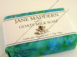 Lavender Peppermint & Tea Tree Soap. Product thumbnail image