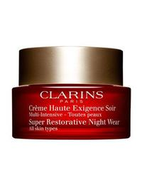 Clarins Super Restorative Night Cream. Product thumbnail image
