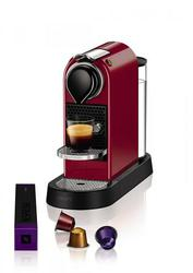 Krups Nespresso 1260W Citiz Pod Coffee Machine Cherry Red. Product thumbnail image